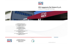 IDS Company- Brochure