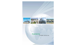 TCE Consulting Engineers Company Profile Brochure