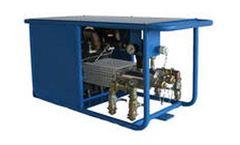 Model DP 40 PU - Pneumatic Piston Injection Pump