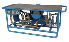 Model PGP 30/40 - Pneumatic Gear Injection Pump