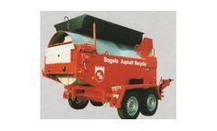 Bagela - Model BA 4000 - Asphalt Recycler