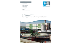 FLOCOMAT - Model T - Optimised Sedimentation Process - Brochure
