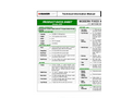 Fixed Axle Tanks - `V` Bottom Version Brochure