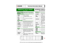 Fixed Axle Tanks - Modern Flat Top Oil Field Frac Brochure