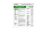 Fixed Axle Tanks - Flip Top (VE Enterprises Version) Brochure
