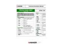 Open/Closed/Safe Top - Open Top (Baker Tank™ T-style) Brochure (PDF 336 KB)