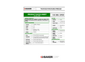 Open/Closed/Safe Top - 100 BBL EZ Clean Open Top Brochure (PDF 231 KB)