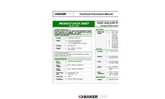 Total Drain - 4000 Gallon Total Drain (IMFO) Brochure (PDF 374 KB)