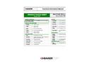 Standard - Mayfab (Over/Under Metal Lid) Brochure (PDF 235 KB)
