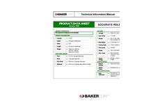 Standard - Accurate Brochure (PDF 213 KB)