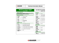 220 Barrel Tanks - 220 BBL EZ Clean Open Top (Mud Tank) Brochure (PDF 235 KB)