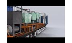 BakerCorp Electrocoagulation Systems - EC-250 Mobile Treatment Trailer Video