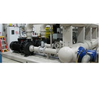 Municipal and industrial pumping systems