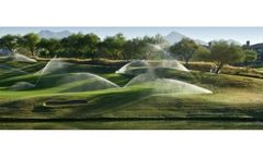 Water treatment for golf