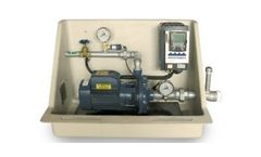 WaterPak - Model 3 - Superior Solution for all your Residential Landscape Pumping
