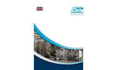 Chriwa & Cuss Company Profile - Brochures