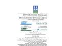EN ISO 9001 Certificate Brochure
