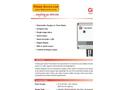Ribble Enviro - Model GDS 10 - Single Point Gas Sensor - Brochure