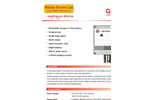 Ribble Enviro - Model GDS 10 - Single Point Gas Sensor - Brochure