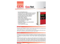 GDS Technologies - Model Gas Net - Addressable Controller System - Brochure