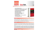 GDS Technologies - Model Gas Net - Addressable Controller System - Brochure