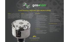 GasClam - Landfill Gas Analyser - Brochure