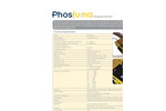 Bedfont Scientific - Model Phosfuma - Phosphine Monitor - Data Sheet