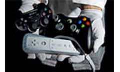 Evidence of hazardous chemicals and materials found in games consoles