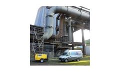 PIPE-INSPECTOR - Cable-less TV-Inspection of Pipelines with Integrated Leak Detection
