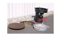 Sewer Manhole Biofilter