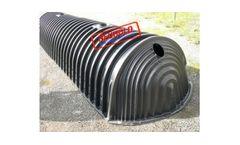 NEUHOLD - Rainwater Infiltration System
