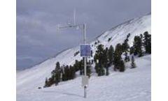 Meteorological measurement