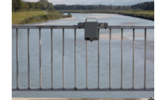 Surface water velocity measurement for hydrology consulting