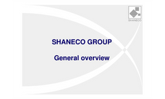 SHANECO Group Presentation