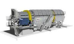 Valmet - Drum Pulping Mill