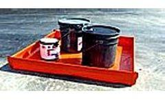 Spill Trays & Basins