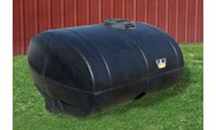 Chemical & Drinking Water Elliptical Tanks