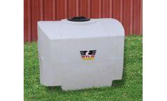 Potable Water Storage Rectangular Tanks