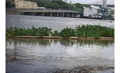 Floatable Debris - Debris Boom
