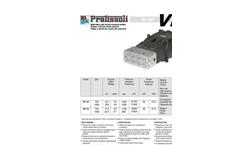 High Pressure Water Plunger Pumps VF