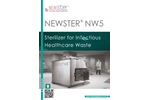 NW5 - Sterilizer for Hospital Solid Waste - Datasheet