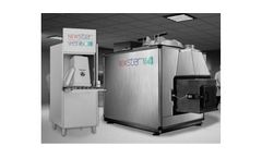 Newster - Model Sterilbox - Machine used to Wash and Sanitize Medical Waste Containers