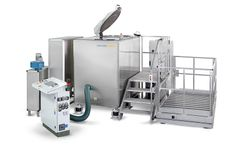 Newster - Model NW50 - Sterilizer for Hospital Solid Waste