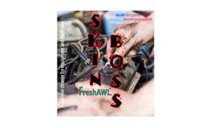FreshAWL - Model SKIN-BOSS™ - Skin Cleaner and Degreaser