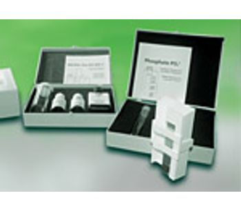 Model AQUALYTIC - Test-Kits