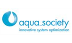 AquaSociety - Model AquaMission - Energy Module and Innovative Drum Filter Systems