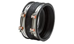 Mission Standard - Calder Style Unshielded Sewer Couplings