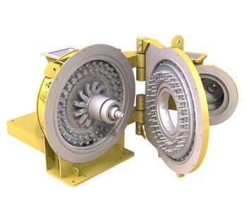 Atritor - Dryer-Pulveriser