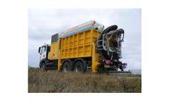 Koks - Model Type PowerVac - Vacuum Excavator