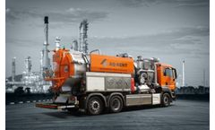 AQ-Rent - Model ADR - Vacuum Trucks